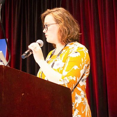 Amanda O'Donnell